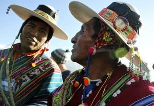 Le lingue Quechua parlate nel Sud America sono ricche di consonanti eiettive (Photo courtesy of yeeyan.org)