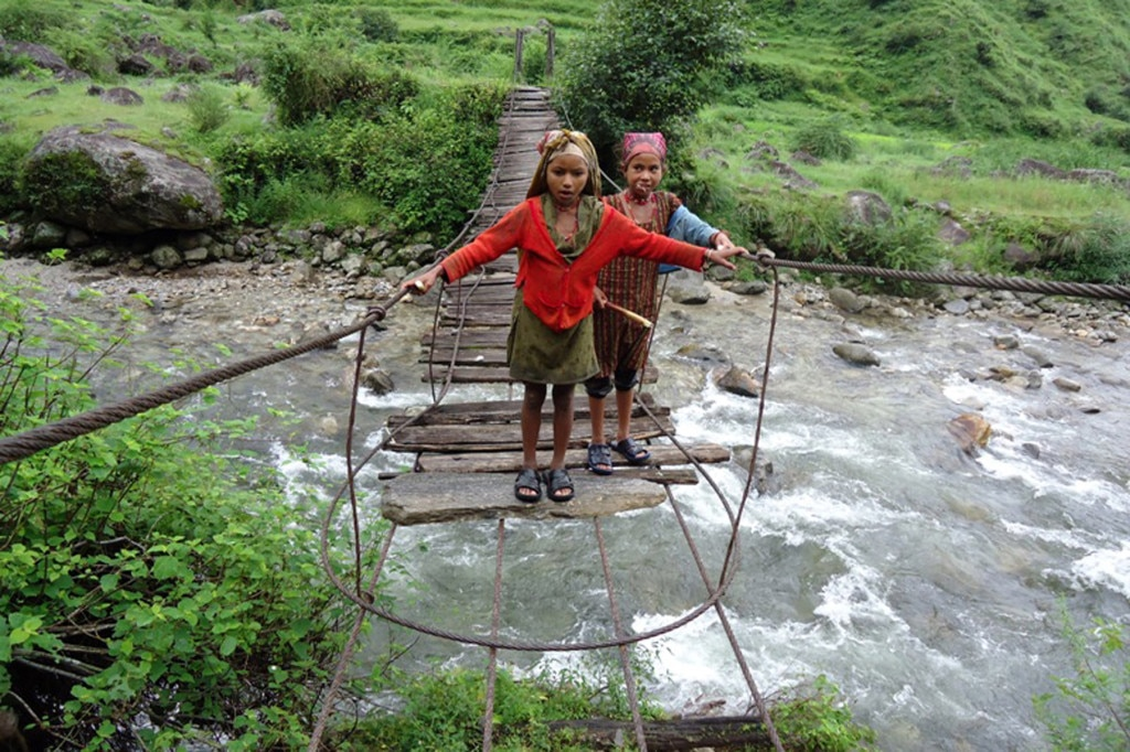 Risky bridge