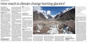 articolo glaciers