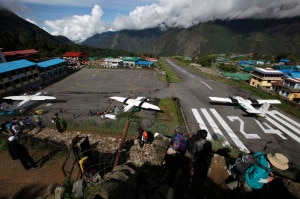 Nepal Everests Airport