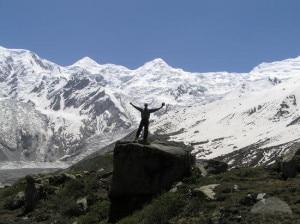 Nanga Parbat base camp. Photo: tripadvisor
