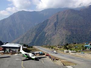 Tenzing Hillary Airport in Lukla. Photo: everestjournal.com