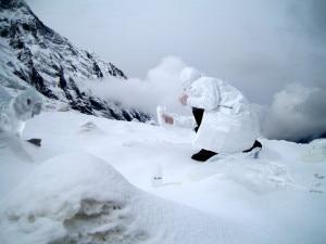 Prelievi all'Annapurna
