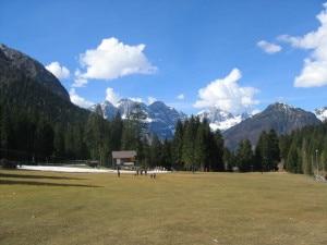 Montagne e impianti di risalita della Valle Seriana (Photo courtesy of commons.wikimedia.org)