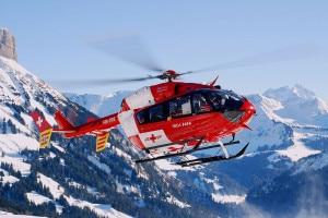 Elicottero della Rega in azione (Photo courtesy of commons.wikimedia.org)