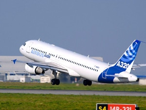 The Airbus-A320 that NA has confirmed to buy. Photo: www.airbus.com