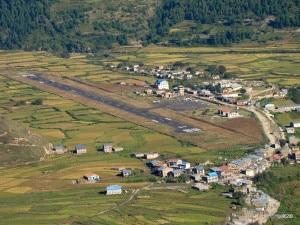 Jumla Airport, File Photo, nepalmountainnews