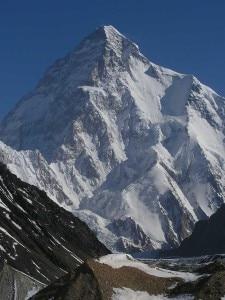 K2 (Photo courtesy of commons.wikimedia.org)