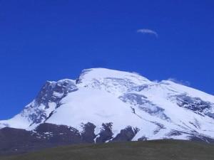 7,546 m Mt. tallest  Muztagh Ata, file photo