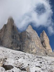 Tre Cime di Lavaredo (Photo courtesy commons.wikimedia.org)