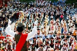 Festa delle Bande a Cortina