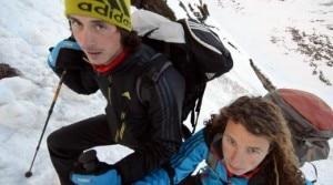 Della Bordella e Luca Schiera (Photo ragnilecco.com)
