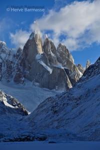 Cerro Torre, Torre Egger e Standhart (Photo Hervé Barmasse)