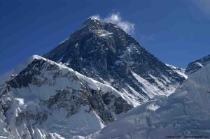 Everest file photo.
