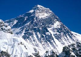 8,848 meter height Mt. Everest, file photo