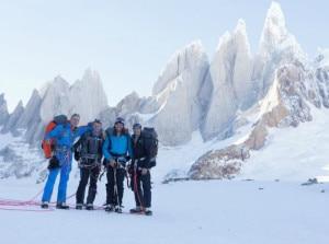 Siegrist, Arnold, Villavicencio, Thomas Huber prima invernale al Cerro Torre (Photo stephan-siegrist.ch)