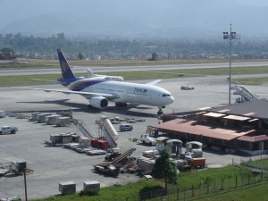 TIA runway, file photo.