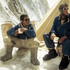 ExplorersTenzing Norgay of Nepal, left, and Sir Edmund Hillary of New Zealand who conquered Mount Everest in 1953, are in this 1953 handout photo. Photo: File photo/AP
