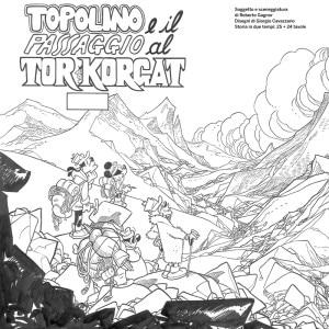 Topolino e il Tor Kargat (photo courtesy cai.it)