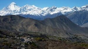 Nepal Himalayas. Photo:exploringnepal.net