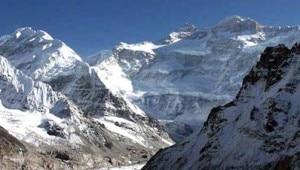 Mt. Kanchenjunga, file photo.