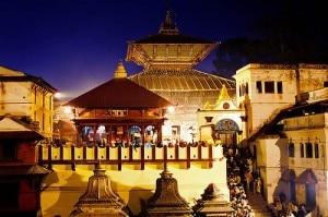 Pashupatinath, a famous Hindu shrine of Lord Shiva in Kathmandu. Photo: File photo