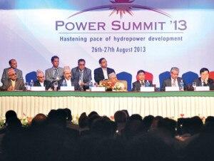 Power summit, 2013