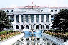 Singha Durbar, the main administrative hub in the country. Photo: File photo