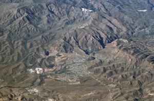 La cittadina di Superior in Arizona (Photo courtesy of Wikimedia Commons)