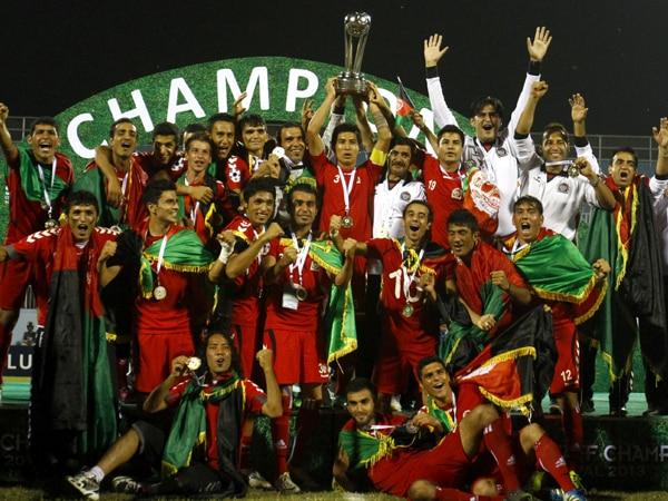 Afgan-football-team