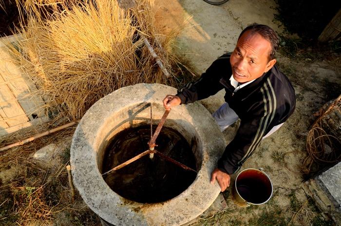 Biogas plant in the Terai Arc, photo WWF/Nepal Mountain Focus