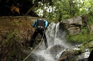 Canyoning -foto d'archivio- (Photo Krish Dulal courtesy of Wikimedia Commons)