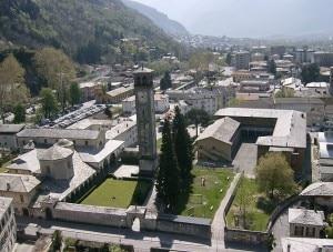 Chiavenna (Photo courtesy of Wikimedia Commons)