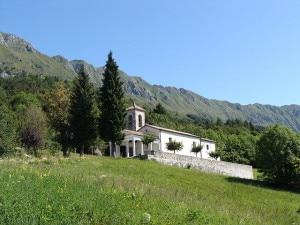 Catena del Gran Monte (Photo Jean-Marc Pascolo courtesy of Wikimedia Commons)