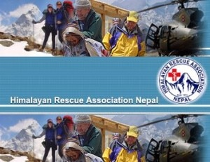 Himalayan Rescue Association celebrates its 40th anniversary on Sunday, September 01, 2013.