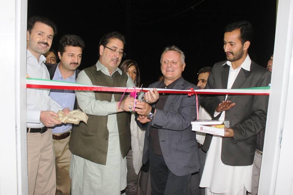 incontri in Pakistan parchi