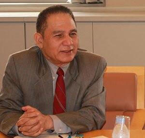 NAST's vice chancellor Prof. Dr. Surendra Raj Kafle, file photo, NMF.