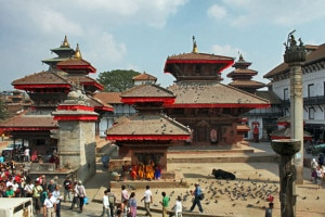 Kathmandu Durbar Square, one of seven UNESCO World Heritage Sites in the Kathmandu Valley. Photo: File photo