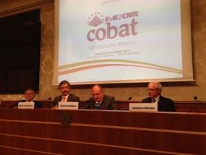 Agostino Da Polenza, Marco Flavio Cirillo, Giuseppe Marinello e Giancarlo Morandi