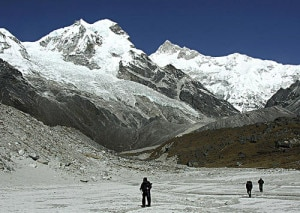 Himalayas of Nepal. The government is preparing to open 165 new peaks for expedition and adventure sports. Photo: File photo