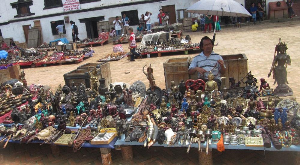querio shop, Kathamndu