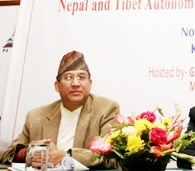 Subash Nirola , file photo, NMF