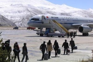 A file photo of Chamdo Bamda Airport that is the highest airport in the world, at an elevation of 4,334 metres (14,219 ft). But Tibet is ready to bring the airport in Daocheng Yading county that is located at 4,411 metres above sea level making it the airport at highest elevation.