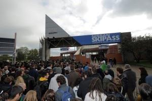 Nissan Skipass 2012 (Photo courtesy of skipass.it)