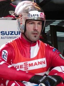 Armin Zoeggeler (Photo Hagen Frey  courtesy of Wikimedia Commons)