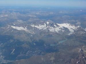 Alpi, il massiccio del Bernina (Photo courtesy of Wikimedia Commons)