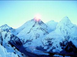Everest e Colle Sud