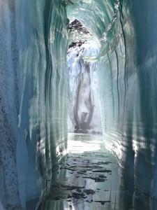 Grotta di ghiaccio, Gore - 4300m Pakistan