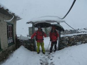 Partenza Periche (Photo lhotseskichallenge.com)