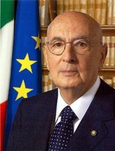 Presidente Giorgio Napolitano (Photo Presidenza della Repubblica)